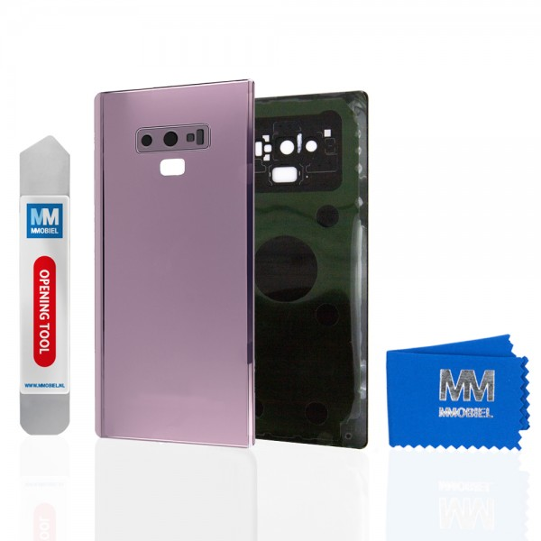 Akkudeckel mit Linse für Samsung Galaxy Note 9 N960 (LAVENDER PURPLE) Backcover