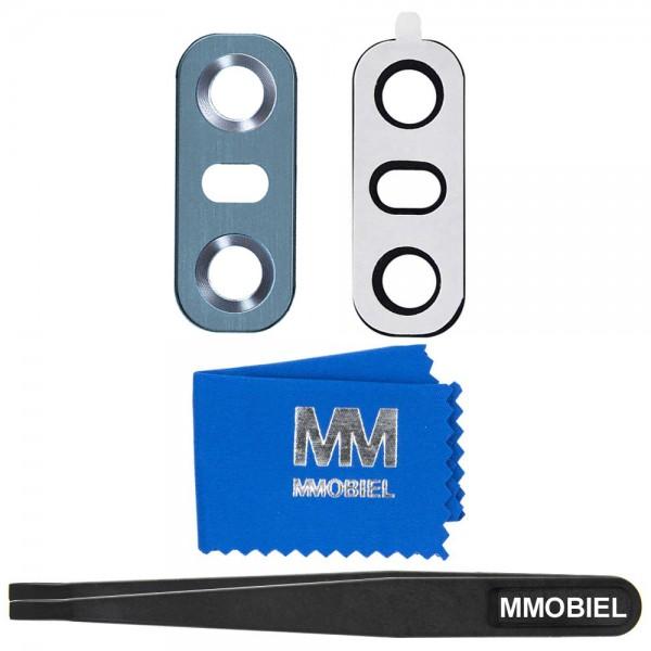 MMOBIEL Glas Lens Back Camera voor LG G6 (PLATINUM) - inclusief Pincet en Doekje