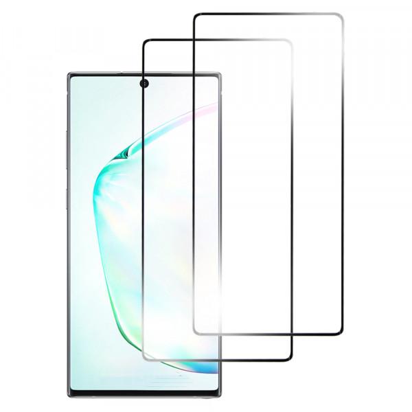 MMOBIEL 2 stuks Glazen Screenprotector voor Samsung Galaxy Note 10 Lite N770 6.7 inch 2020 - Tempered Gehard Glas - Inclusief Cleaning Set