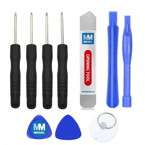 MMOBIEL 10 in 1 Reparatur Öffnungs Werkzeug Set für iPhone Samsung Huawei Nokia